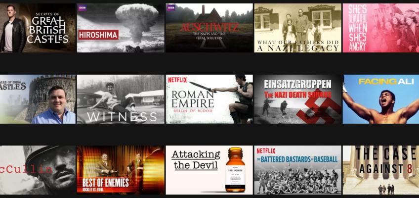 Historische documentaires op Netflix: 3 kijktips