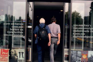 OPNAMES @ IISG met Jan Lucassen en Leo Lucassen #VijfEeuwenMigratie