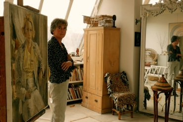 NU ONLINE: interview Annet Mooij over biografie Gisèle #Castrum Peregrini