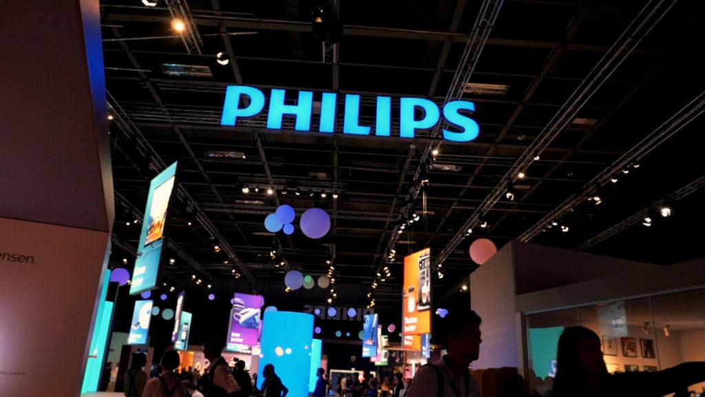 IFA 2018 Berlijn Philips