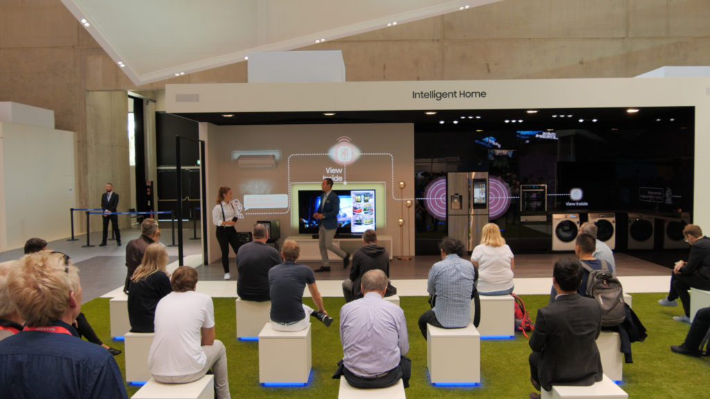 IFA 2018 Berlijn Smart Home
