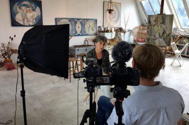 Interview met schrijfster Annet Mooij