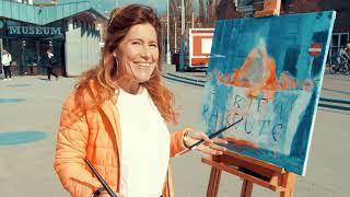 Nationaal Atelier: hét platform voor de amateurschilderkunst