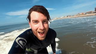 Videoportret: surfer Ruben Tienhooven