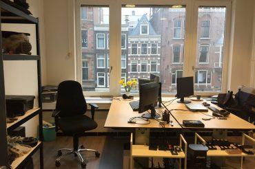 Verhuisd! Nieuw kantoor: Raadhuisstraat in Amsterdam