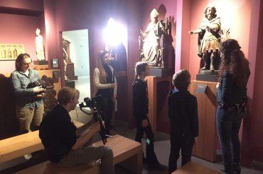 MuseumTV: opnames provincie Limburg zitten erop!