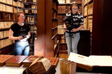 De Fagel Bibliotheek: unlocking the collection